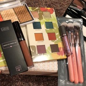 Never Been Used Brand Makeup ($206 value)